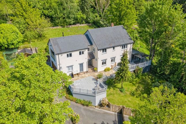 Thumbnail Detached house for sale in Buildwas Road, Ironbridge, Telford