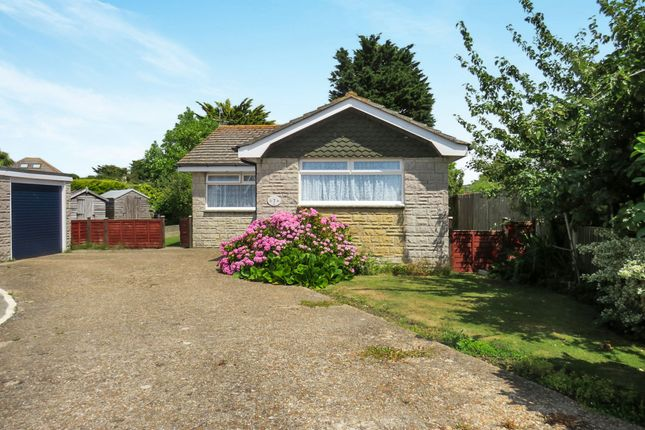 Thumbnail Detached bungalow for sale in Forehill Close, Preston, Weymouth
