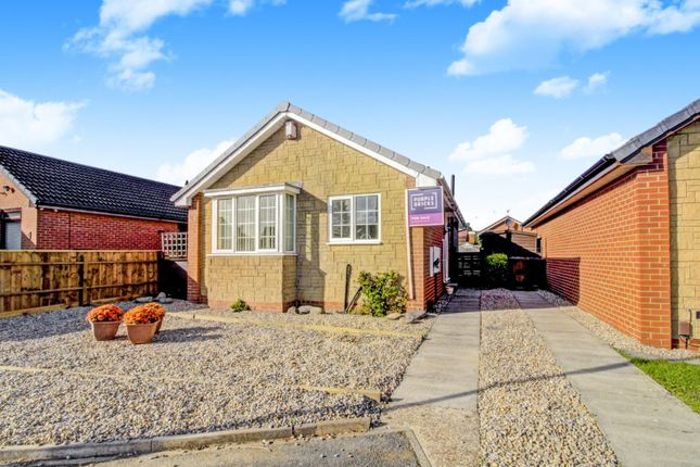 Thumbnail Detached bungalow for sale in Peakston Close, Hartlepool