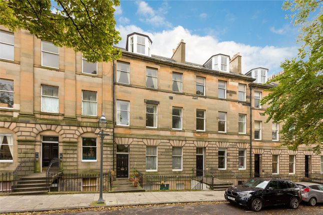External of 17/7 Bellevue Crescent, New Town, Edinburgh EH3