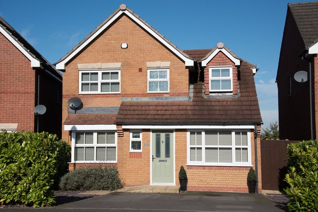 Thumbnail Detached house for sale in Onsetter Road, Berryhill, Stoke-On-Trent