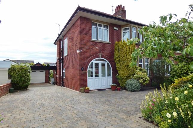 Thumbnail Semi-detached house for sale in Bellingham Road, Lytham