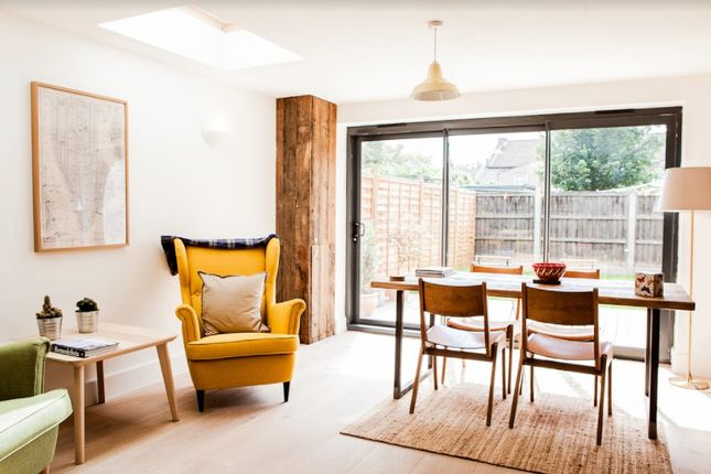 Thumbnail Terraced house to rent in Credon Road, London