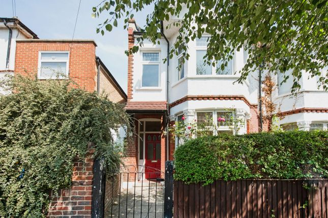 Thumbnail End terrace house for sale in Ruskin Walk, Herne Hill, London