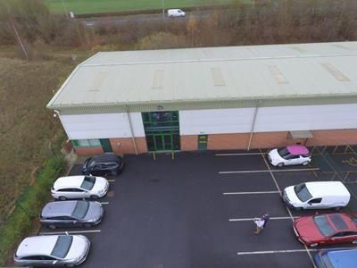 Thumbnail Warehouse to let in Unit 1, Marquis Drive, Moira, Swadlincote, Derbyshire