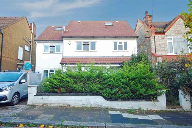 Thumbnail Detached house for sale in Hollyfield Avenue, London