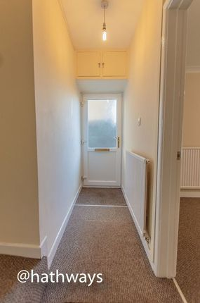 Thumbnail Flat to rent in Newport Road, New Inn, Pontypool