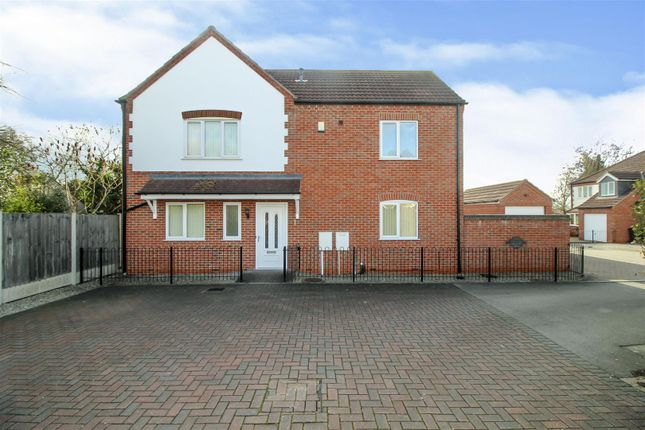Thumbnail Detached house for sale in Sutton Grove, Beeston, Nottingham