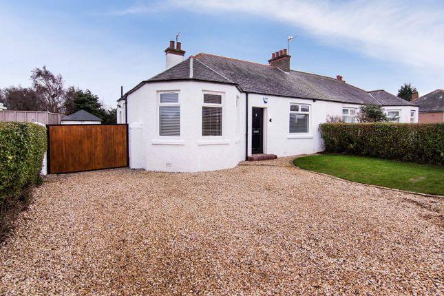 Thumbnail Semi-detached bungalow for sale in Captains Road, Gracemount, Edinburgh
