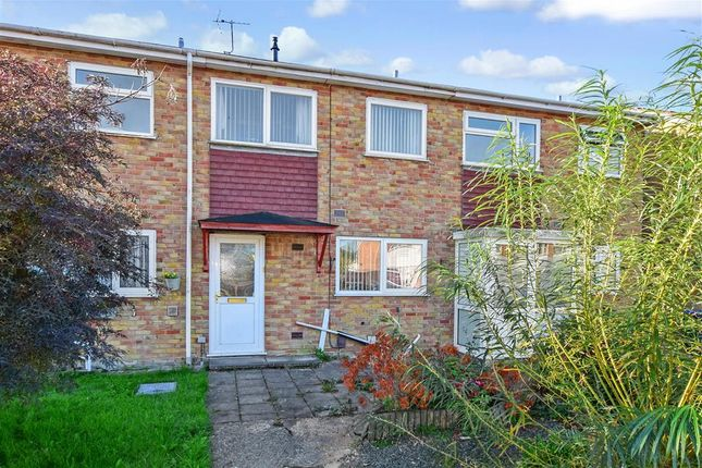 Thumbnail Terraced house for sale in Willow Crescent, Worthing, West Sussex