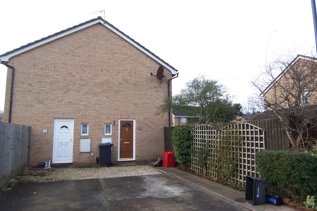 Thumbnail Semi-detached house to rent in Blenman Close, Frenchay