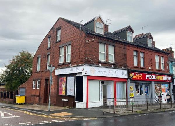 Thumbnail Commercial property for sale in 265 Hawthorne Road, Bootle, Merseyside