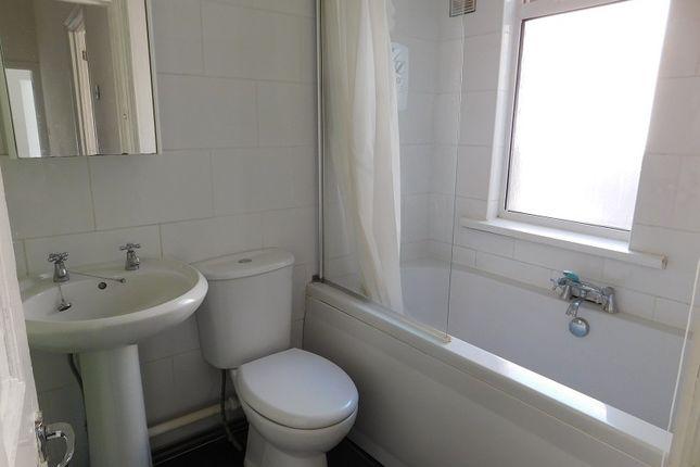 Bathroom of Tanygroes Street, Port Talbot, Neath Port Talbot. SA13
