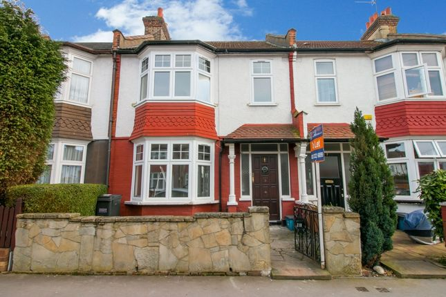 Thumbnail Terraced house to rent in Braemer Avenue, Thornton Heath