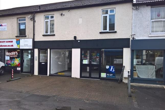 Thumbnail Retail premises to let in 68-70 Ongar Road, Brentwood, Essex