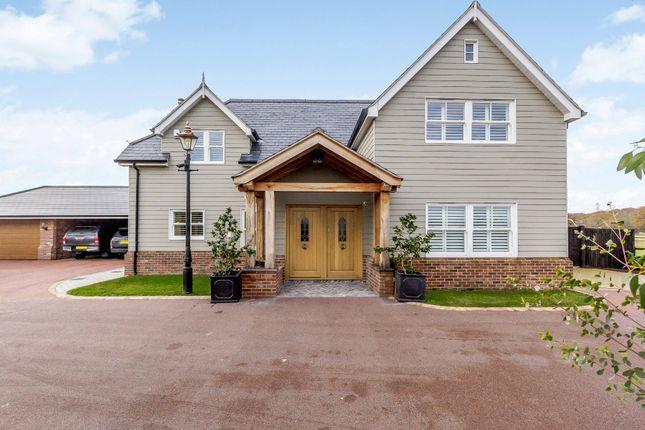 Thumbnail Detached house for sale in Fambridge Road, North Fambridge, Chelmsford