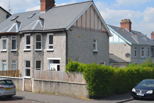 3 bed semi-detached house for sale in Candahar Street, Belfast