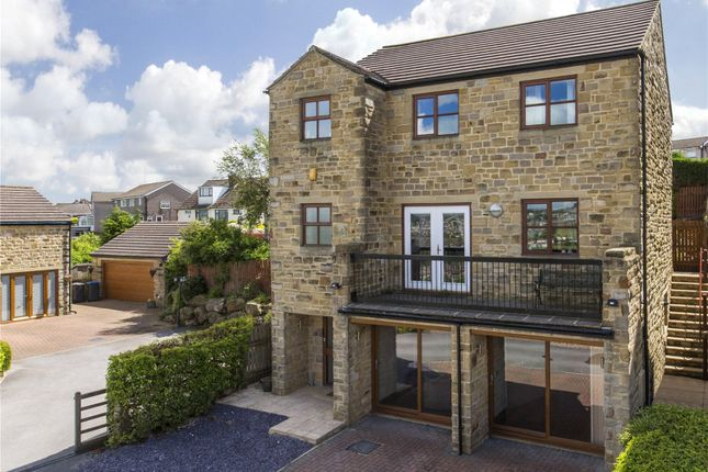 Thumbnail Detached house for sale in High Pastures, Keighley, West Yorkshire