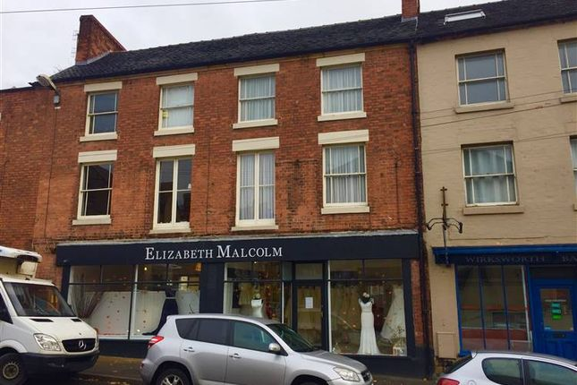 Thumbnail Commercial property for sale in St. Johns Street, Wirksworth, Matlock