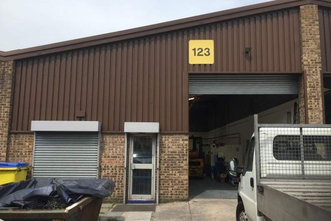 Thumbnail Light industrial for sale in Hoyle Street, Warrington