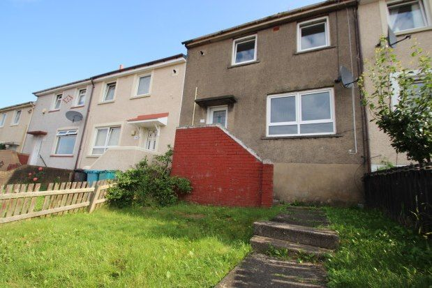 Thumbnail Terraced house to rent in Kilgarth Street, Coatbridge