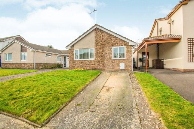 Thumbnail Detached bungalow for sale in Bryn Rhosyn, Radyr, Cardiff