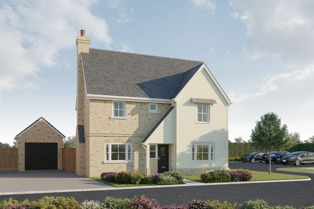 Thumbnail Detached house for sale in The Daffodil, Plot 36, Latchingdon Park, Latchingdon