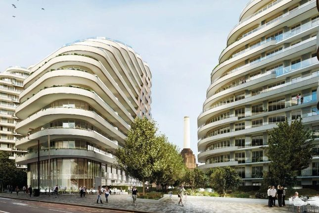 Thumbnail Flat for sale in Vista Building, The Cascades, London