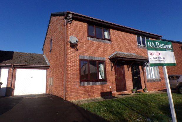 Thumbnail Property to rent in Haydock Close, Stratford-Upon-Avon