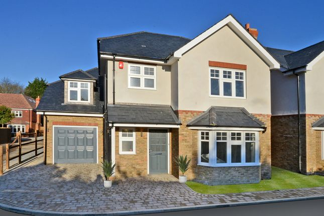 Thumbnail Detached house for sale in Now Reserved Rosebriar House, Manor Park, Manor Road North, Esher