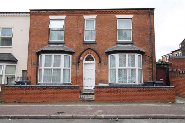 Thumbnail 3 bed flat to rent in Stamford Road, Handsworth, Birmingham