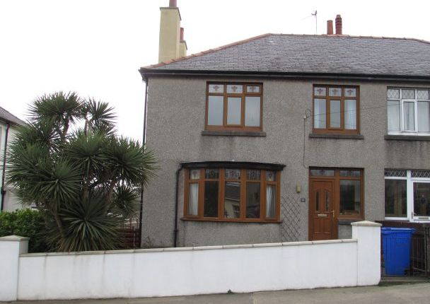 Thumbnail Semi-detached house to rent in Martrooan, Brookfield Avenue, Ramsey