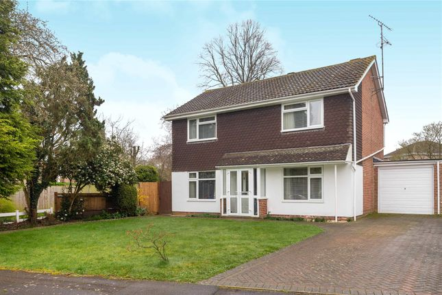 Thumbnail Detached house to rent in Starmead Drive, Wokingham, Berkshire