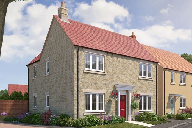 "Thumbnail Detached house for sale in ""The Elder"" at Perth Road, Bicester"