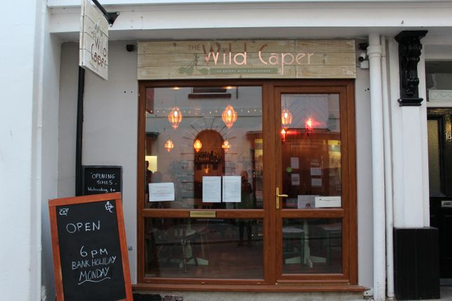 Restaurant/cafe for sale in 18 Fore Street, Seaton