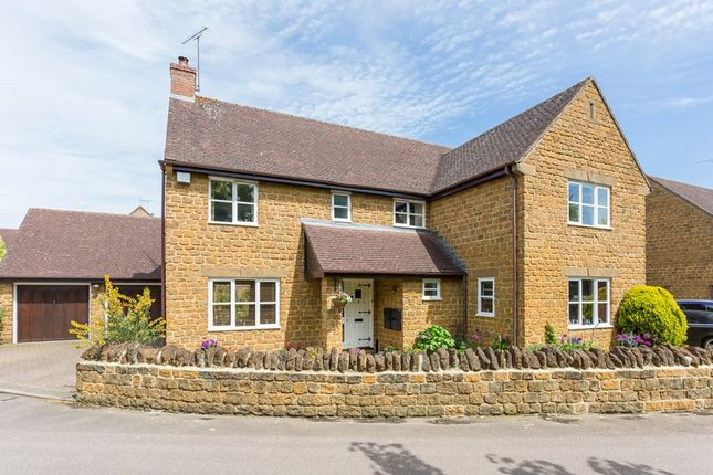 Thumbnail Detached house for sale in Ironstone Hollow, Hook Norton, Banbury