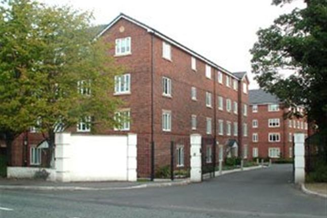 Thumbnail Flat to rent in The Woodlands Block B, Liverpool, Merseyside