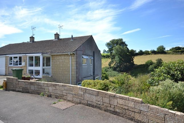 Thumbnail Semi-detached house for sale in Orchard Leaze, Dursley