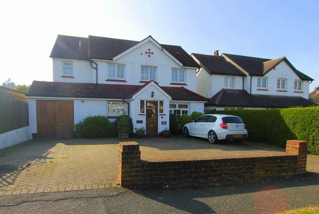 Thumbnail Detached house for sale in Mount Park, Carshalton
