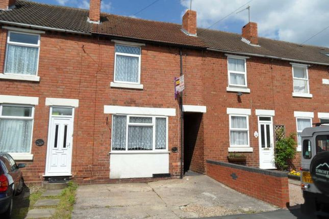 Thumbnail Terraced house to rent in Manor Road, Stourport-On-Severn