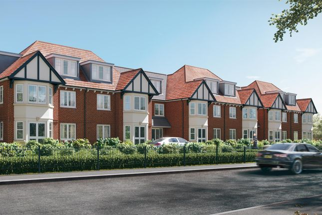 Thumbnail Flat for sale in Cheam Road, Cheam, Sutton