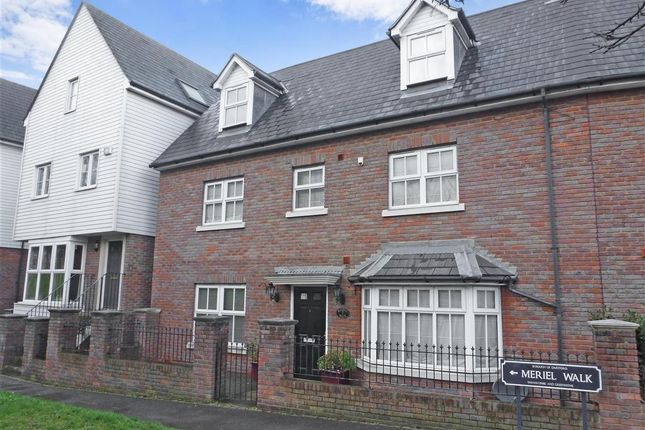 Thumbnail Semi-detached house for sale in Meriel Walk, Greenhithe, Kent