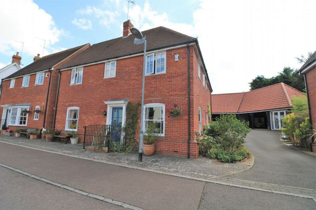 Thumbnail Detached house for sale in Littlefield, Rectory Hill, Wivenhoe, Essex