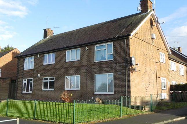 Thumbnail Maisonette to rent in Grierson Avenue, Nottingham