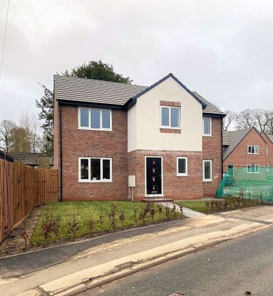 Thumbnail Detached house for sale in Middleforth Court, Penwortham, Preston.