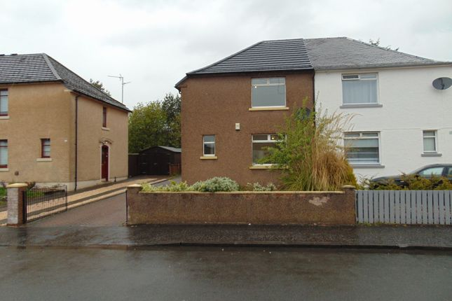 3 bed semi-detached house to rent in Merchiston Avenue, Falkirk FK2