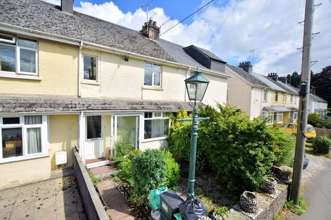 2 bed terraced house for sale in Plymouth Road, Tavistock PL19