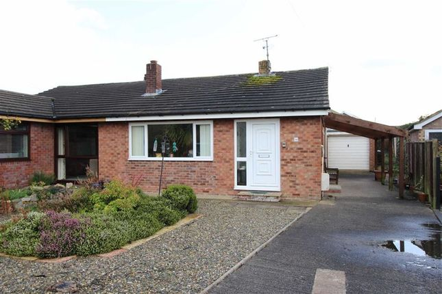 Thumbnail Bungalow for sale in 36, Chepstow Avenue, Guilsfield, Welshpool, Powys