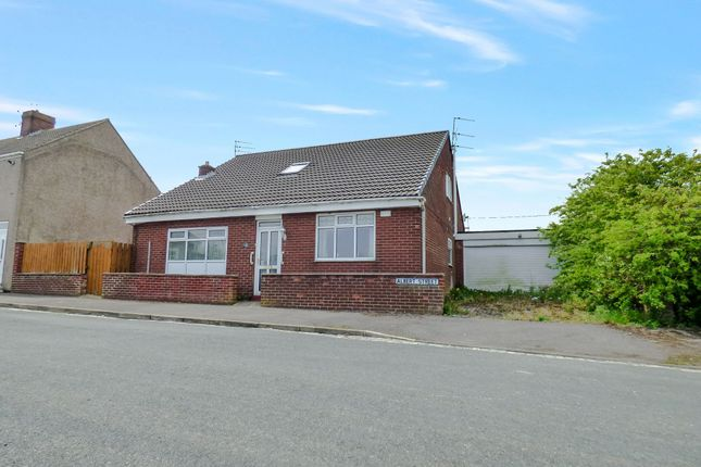 Thumbnail Bungalow for sale in Albert Street North, Thornley, Durham
