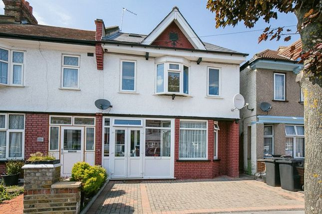 Thumbnail Semi-detached house for sale in Lyndhurst Road, Thornton Heath